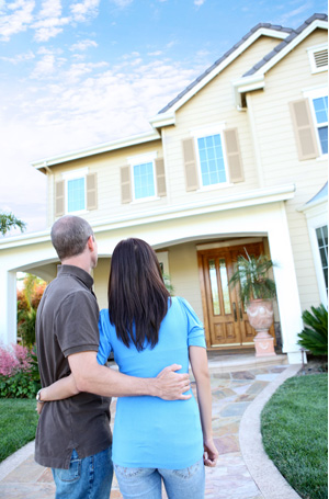 Buying property black and white conveyancing